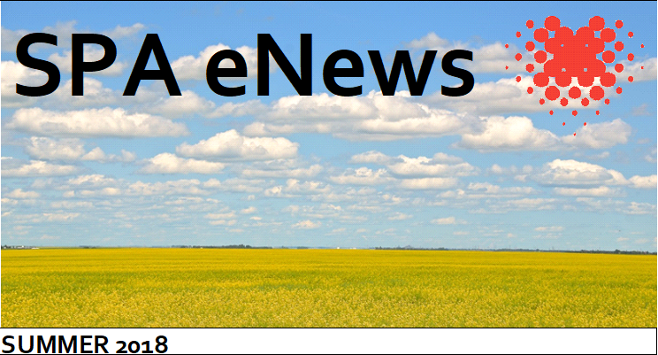 SPA eNews Header