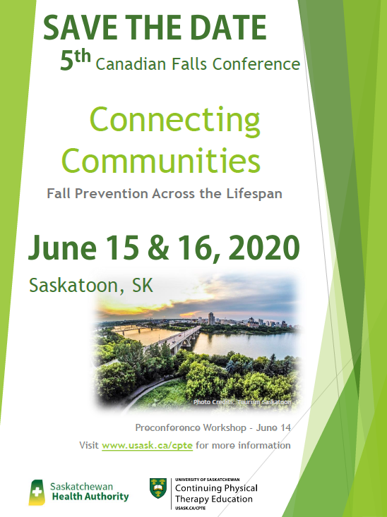 5th Canadian Falls Conference